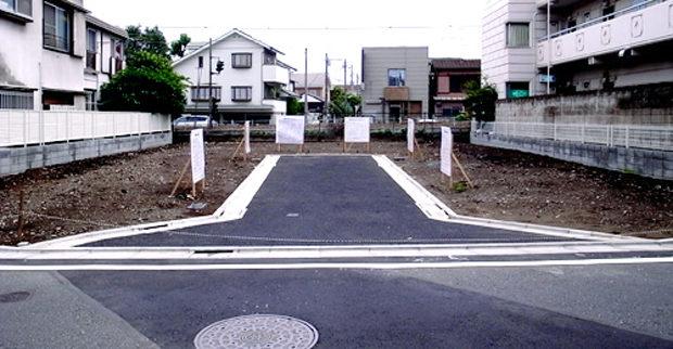 位置指定道路