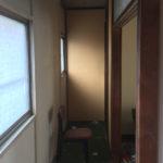 一戸建ての廊下