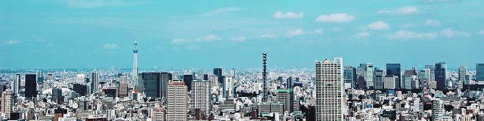 東京の家賃推移